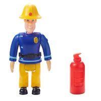 Fireman Sam Figure & Accessory - Sam with Fire Extinquisher