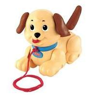 Fisher-Price Lil Snoopy Pull Along Dog