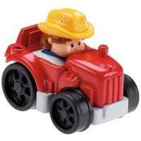 Fisher Price Little People Wheelies Tractor