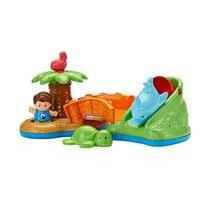 Fisher Price Little People Spill n Surprise Island