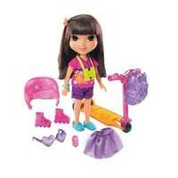 Fisher Price Dora The Explorer Doll - Dora Loves Adventure