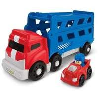 Fisher Price Little People Wheelies Sports Car Carrier