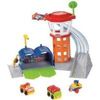Fisher Price Little People Wheelies Airport