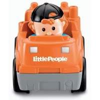 Fisher Price Little People Wheelies Recycle Truck
