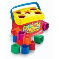 Fisher-Price Baby\'s First Blocks