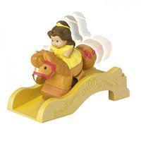 Fisher Price Little People Disney Princess Klip Klop - Belle - Damaged