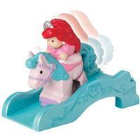 Fisher Price Little People Disney Princess Klip Klop - Ariel - Damaged