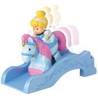 Fisher Price Little People Disney Princess Klip Klop - Cinderella - Damaged
