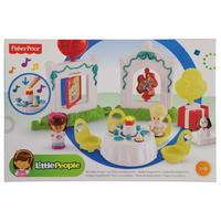 Fisher Price Little People Birthday Toy Set
