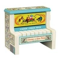 Fisher Price Childrens Classics Change A Tune Piano