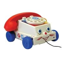 Fisher Price Childrens Classics Chatter Telephone
