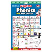 Fiesta Crafts Magnetic Learning Activities Phonics