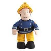 Fireman Sam Talking Plush