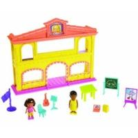 Fisher-Price Dora The Explorer PlayTime Together School Adventure