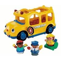 Fisher-Price Little People - Little Movers School Bus