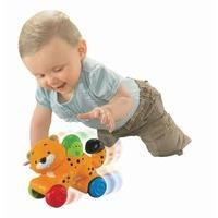 Fisher-Price Toy - Amazing Animals Press and Go Cheetah - Baby Toddler - 6-36 Months