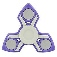 Fidget Spinner Hand Spinner Spinning Top Toys Toys Tri-Spinner Two Spinner Ring Spinner Gear Spinner Toys ABS Plastic Focus Toy Office