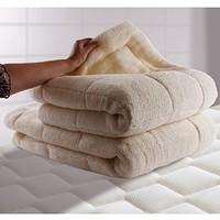 Fleece Mattress Topper Size - King Size