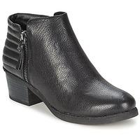 French Connection TRUDY women\'s Low Ankle Boots in black