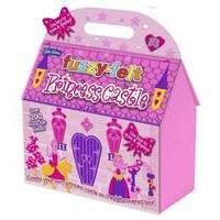 Fuzzy Felt Princess Castle Craft Kit
