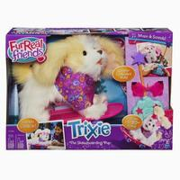 FurReal Friends Trixie the Skateboarding Pup Soft Toy - Damaged