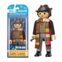 Funko x Playmobil: Doctor Who - 4th Doctor Action Figure