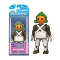 Funko x Playmobil: Willy Wonka - Oompa Loompa Action Figure