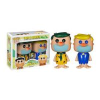 Funko Fred And Barney Yellow Green Set (Sold Out) Pop! Vinyl