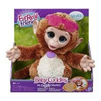 FurReal Friends Baby Cuddles - my giggly monkey