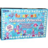 Fuzzy Felt Mermaid Princess