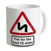 Fun For Ten Miles Mug
