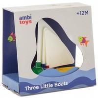 Galt Toys Ambi Three Little Boats