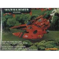 games workshop eldar fire prism grav tank