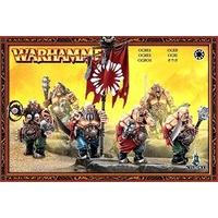 Games Workshop Warhammer Ogres