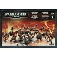 Games Workshop - Chaos Marines Khorne Berserkers
