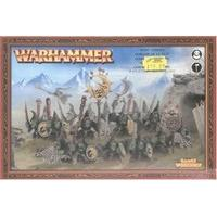 games workshop orc and goblin night goblins regiment