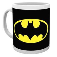 Gb Eye Dc Comics Batman Logo Mug, Multi-colour