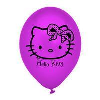 Gemma 10 Hello Kitty Latex Balloons
