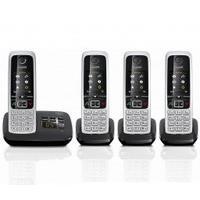 Gigaset C430A Quad Cordless Phone