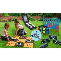 Giant Garden Games - 12 Options!
