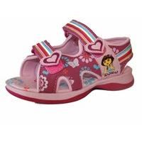 Girls Dora The Explorer Musical Chairs Sandal Shoe