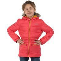 Girls Skyward Jacket Rosebud