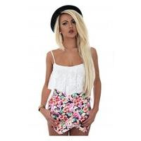 Girl Crush Floral Skort