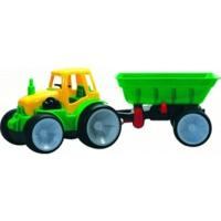 Gowi Tractor with Trailer (561-08)