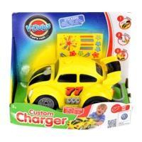 Golden Bear V-Dubs Custom Charger Beetle Yellow 19.5cm