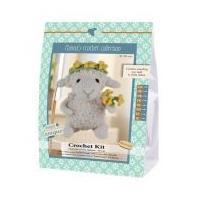 Go Handmade Toy Crochet Kit Helene the Sheep