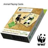 Great Gizmos WWF Animal Playing Cards