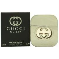 Gucci Guilty Platinum Eau de Toilette 50ml Spray