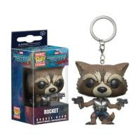 Guardians of the Galaxy Vol. 2 Rocket Raccoon Pocket Pop! Key Chain