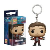 Guardians of the Galaxy Vol. 2 Star-Lord Pop! Key Chain